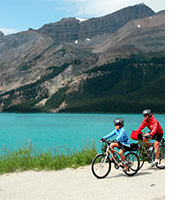 Canadian Rockies family multisport photo